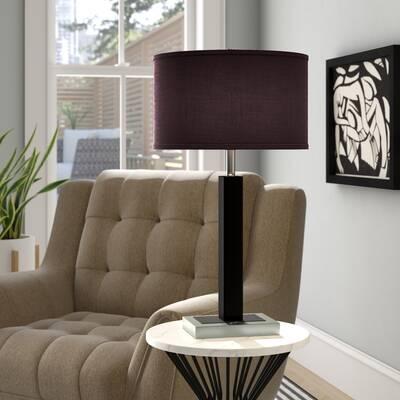 Wade Logan Leonardo 25 Table Lamp Reviews Wayfair