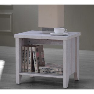 Joachim Side End Table by Highland Dunes