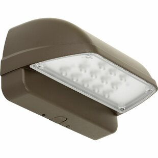 Progress Lighting 30-Watt LED Outdoor Security Wall Pack