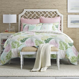 Tropical Retreat Reversible Comforter Set