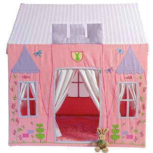 Princess Castle 4.42' Playhouse By Win Green
