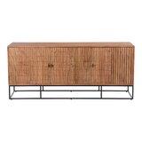 Samuelson 69'' Wide Acacia Wood Sideboard by Loon Peak®