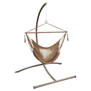 Buyers Choice Phat Tommy Patio Garden Chair Hammock with Stand