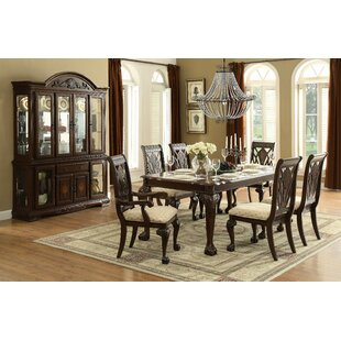 Christman Extendable Leg Dining Table Astoria Grand