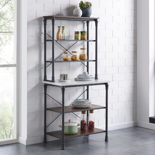 Magana Iron Baker's Rack by Gracie O..
