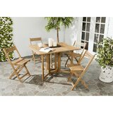 Laoise Gardens 5 Piece Dining Set
