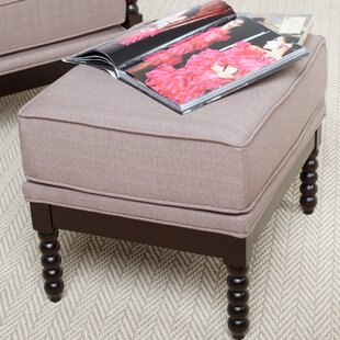 Colonnade Spindle Ottoman