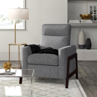 Chartier Manual Recliner by Mercury Row