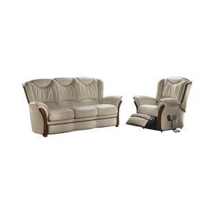Higbee 2 Piece Reclining Sofa Set By Rosalind Wheeler