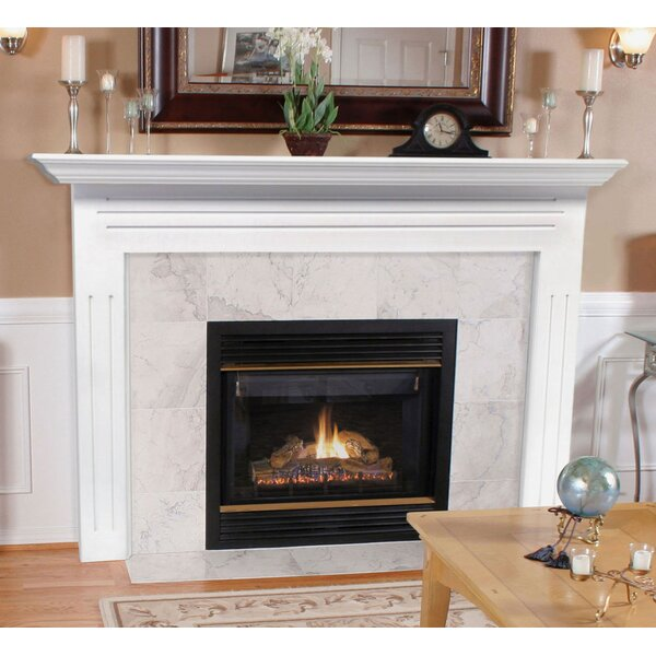 Pearl Mantels Newport Fireplace Mantel Surround Reviews Wayfair