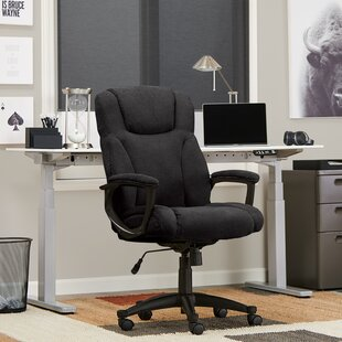 Style Hannah II Executive Chair by Serta at Home Comparison
