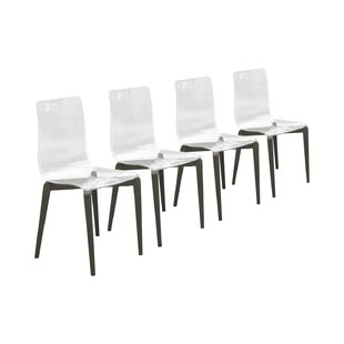 Cooke Dining Chair (Set Of 4) By Ebern Designs
