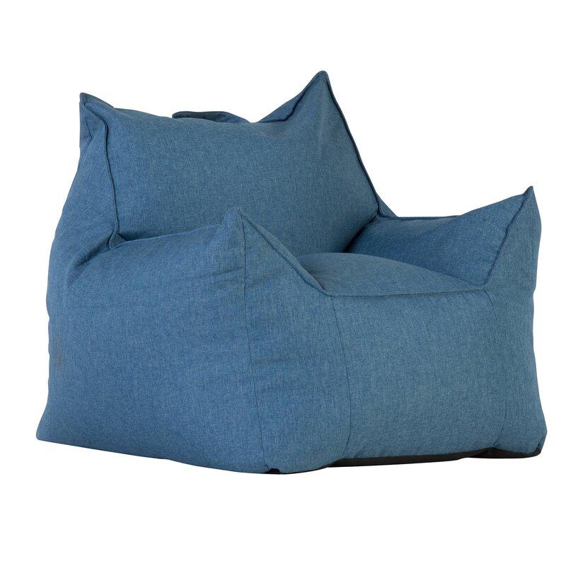 Union Fabric Bean Bag Chair