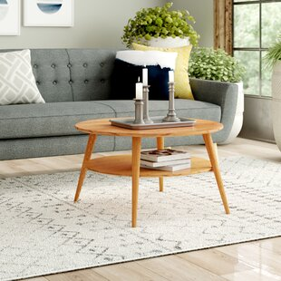 Cyprian Coffee Table By Gracie Oaks