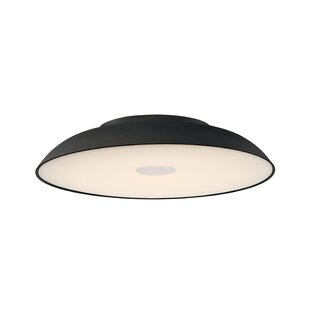 Orren Ellis Sera 1-Light LED Flush Mount