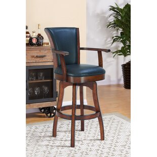 Shockley 30 Swivel Bar Stool Alcott Hill