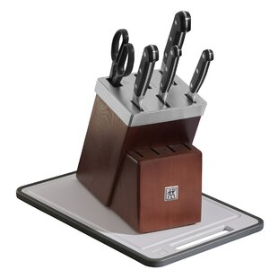 Self Sharpening Knife Block Wayfair