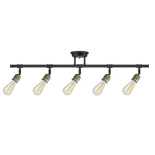Globe Electric Company Rennes 5-Light Track Kit
