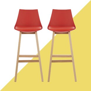 Carreno 65cm Bar Stool (Set Of 2) By Hashtag Home