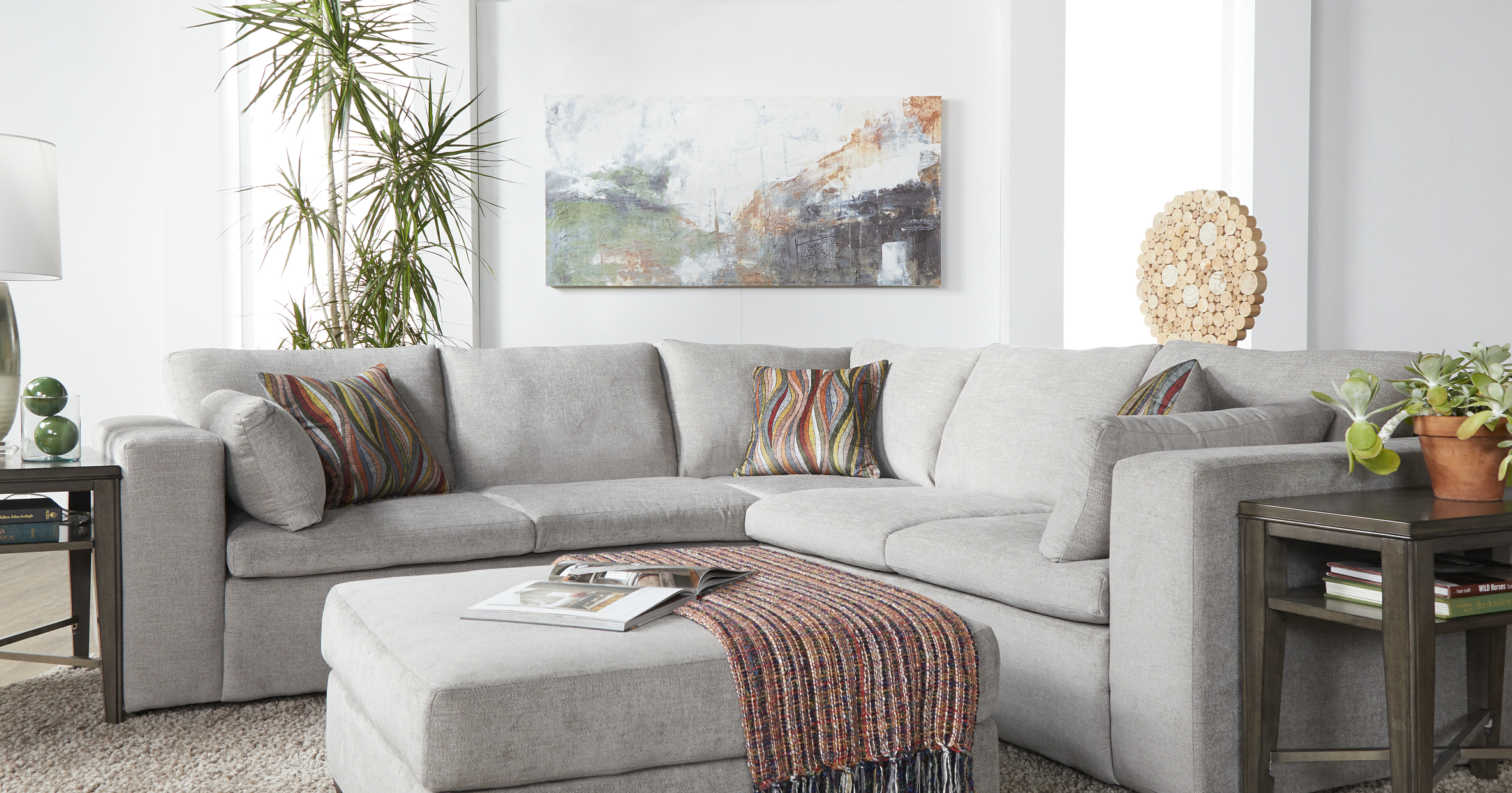 Dayna 103 5 L Shaped Sectional