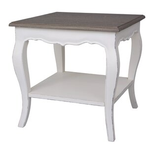 Savion End Table by Opheli..