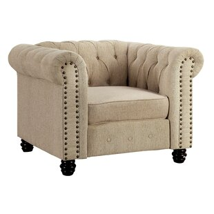 Makaila Chesterfield Chair