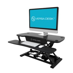 PowerPro Versadesk Electric Height Adjustable Standing Desk.