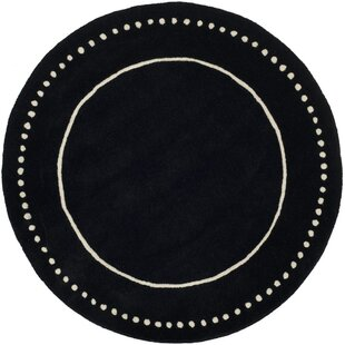 Shopping for Amundson Hand-Tufted Black/Beige Area Rug ByCharlton Home