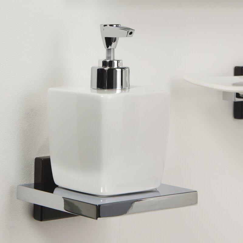 Zenna Wall Mounted Soap Dispenser
