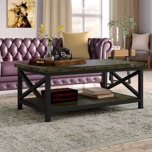 Reviews Denis Coffee Table By Trent Austin Design