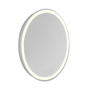 All A Edge Electric Bathroom/Vanity Mirror By Latitude Run