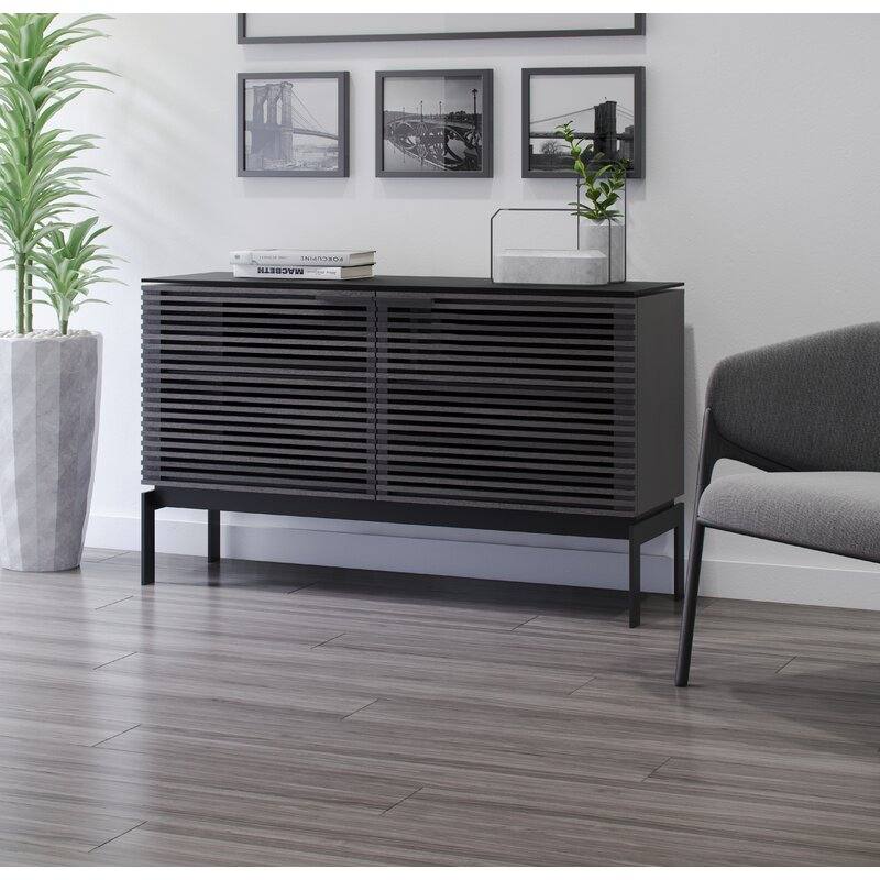 """BDI Corridor TV Stand for TVs up to 60"""""""