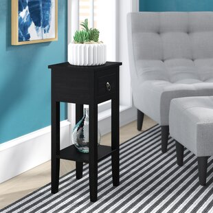 Eurydice End Table With Storage