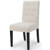 Wolfe Upholstered Dining Side Chair (Set of 2) by Wrought Studio™