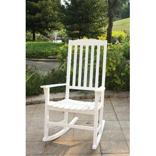 Andover Mills Fordyce Rocking Chair