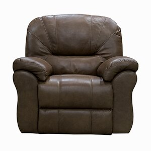Frankfort Leather Power Wall Hugger Recliner
