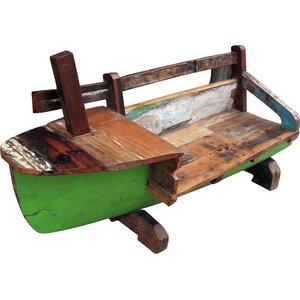 Garderobenbank Boot von Caracella