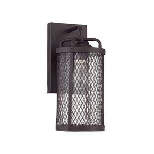 17 Stories Gibrilla Outdoor Wall Lantern