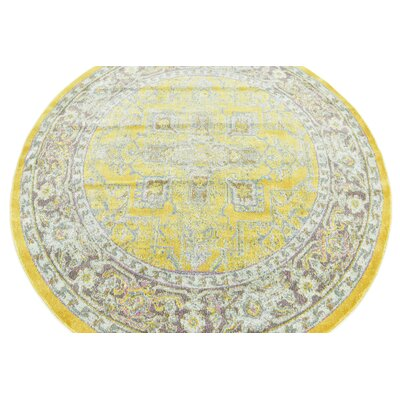 Round Gold Amp Yellow Rugs Joss Amp Main
