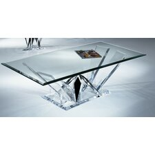 Diamond Cut Coffee Table by Shahrooz