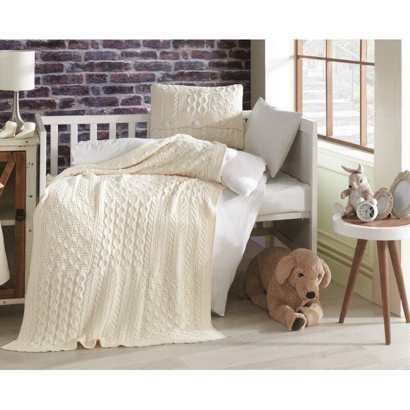 Kids Folkston 6 Piece Crib Bedding Set