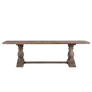 Maliyah Wood Dining Bench