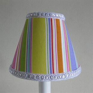 Sweet Candy Stripes 11 Fabric Empire Lamp Shade