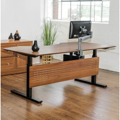 Exceptionnel Sit Stand Series Executive Standing Desk