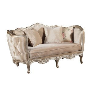 Versailles Loveseat by Benetti's Italia Best