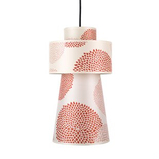 Lights Up! Lucy 1-Light Novelty Pendant
