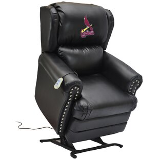 Baseball Power Lift Assist Recliner by Imperial International