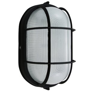 Outdoor 1-Light Outdoor Bulkhead Light