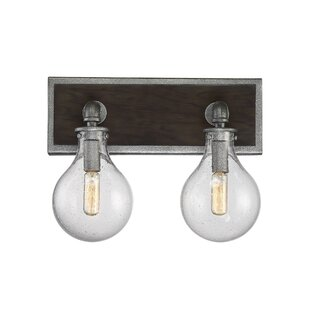 17 Stories Estrela 2-Light Vanity Light