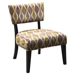 Genova Slipper Chair by Hokku Designs